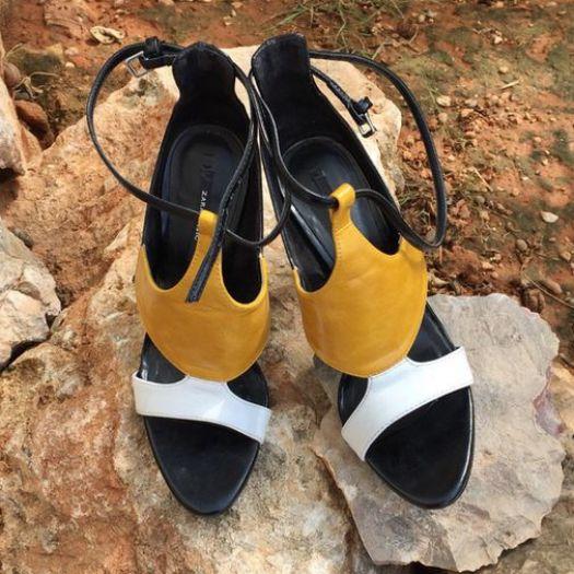 Otras Marcas Sandalias Colores Tres Sandalias On0wPk