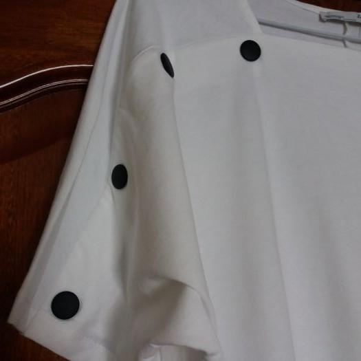 8230836d1 Camiseta Zara Con Camiseta Etiqueta Zara Etiqueta Con n0wm8N