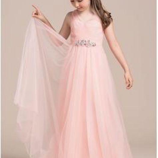 Vestido De Fiesta Corte Princesa Otras Marcas